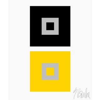 """Dynamic Color Change No.2 Fine Art Print 11"""" X 14"""" by Liz Roache For Sale"""