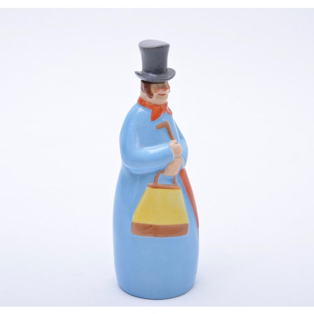 Art Deco Raspail Decanter From Robj, 1930s For Sale - Image 3 of 7