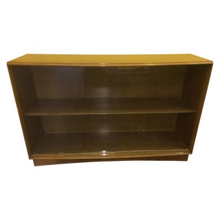 T.H. Robsjohn Gibbings Mid-Century Bookcase For Sale