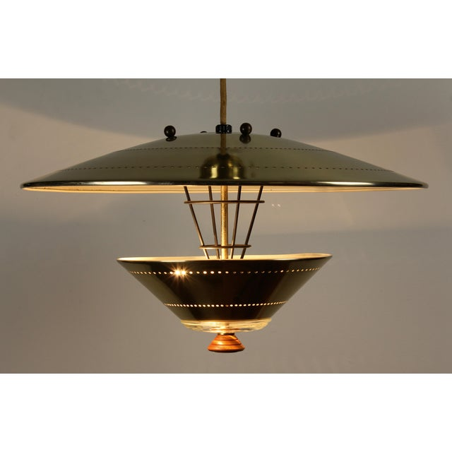 Imperialites Atomic Ceiling Pendant Light - Image 2 of 6