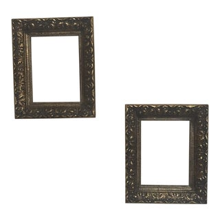 Vintage Baroque Picture Frames - a Pair