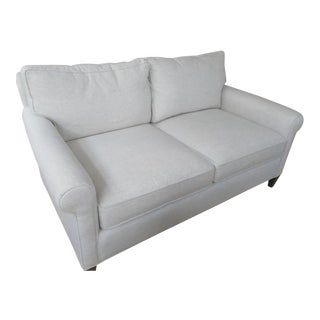 Crate & Barrel Montclair Loveseat