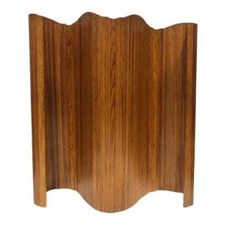 French Bistro Accordion Screen For Sale