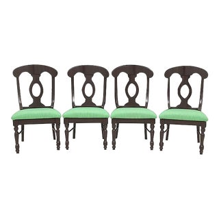 Biedermeier Kate Spade Dining Chairs - Set of 4