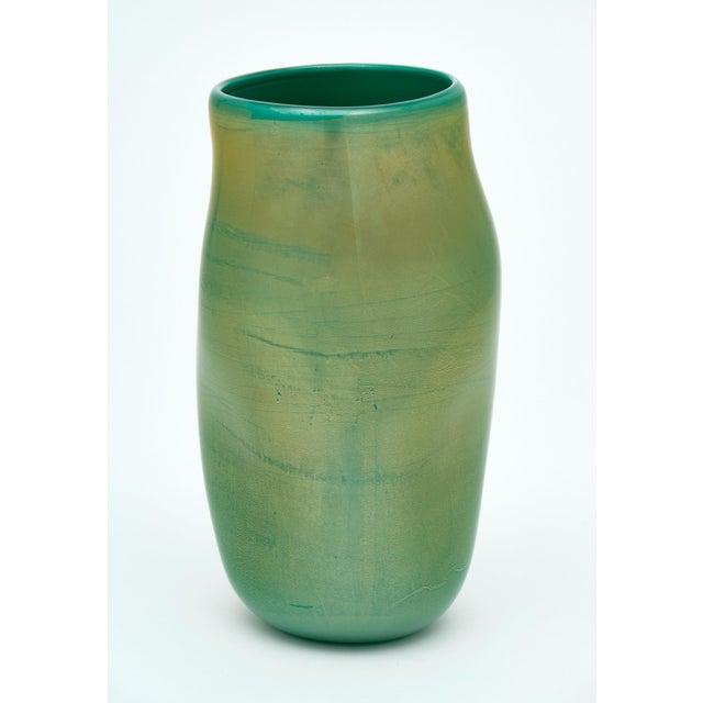 """Italian Murano Glass """"Cartoccio"""" Vases For Sale - Image 3 of 7"""