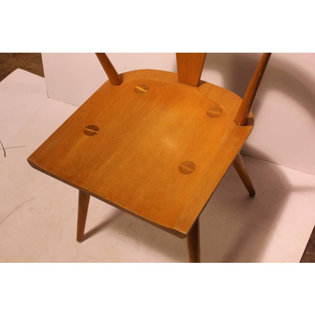 Mid-Century Modern Vintage Mid-Century Paul McCobb Planner Group Chair For Sale - Image 3 of 3
