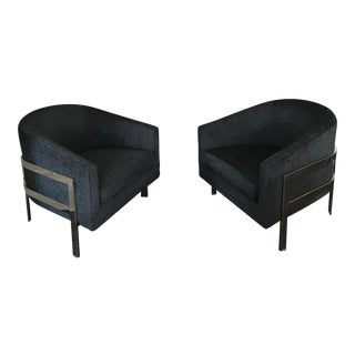Mitchell Gold + Bob Williams Avery Chairs - A Pair For Sale