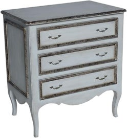Image of 3 Drawer Nightstands