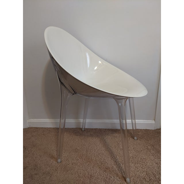 Philippe Stark for Kartell Mr Impossible Chairs - Set of 4 For Sale In Washington DC - Image 6 of 10