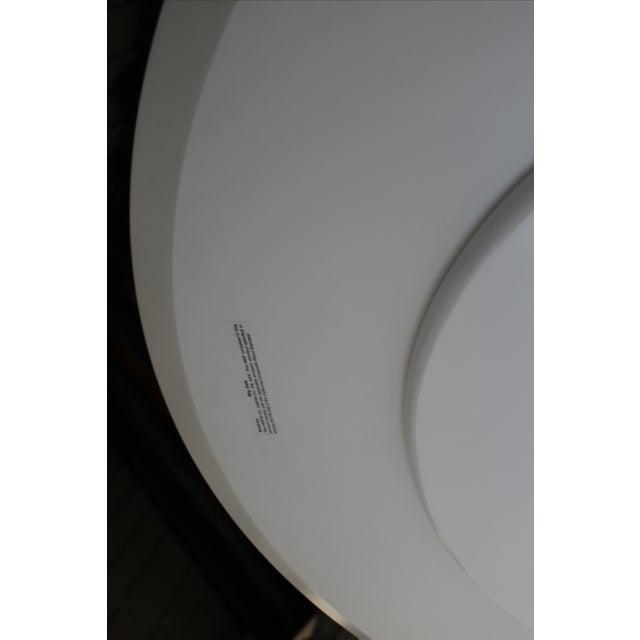 Knoll Saarinen White Tulip Table - Image 3 of 4