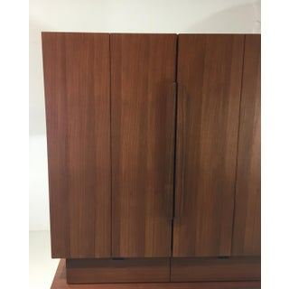 Mid-Century Modern Style Drexel Heritage Hideaway Tall Chest/Cabinet Preview