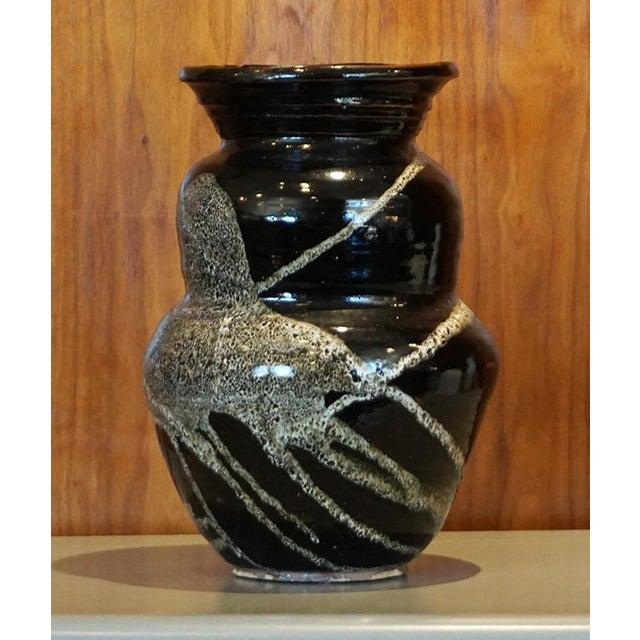 Kenny Irwin Ceramic Vase For Sale In Palm Springs - Image 6 of 6