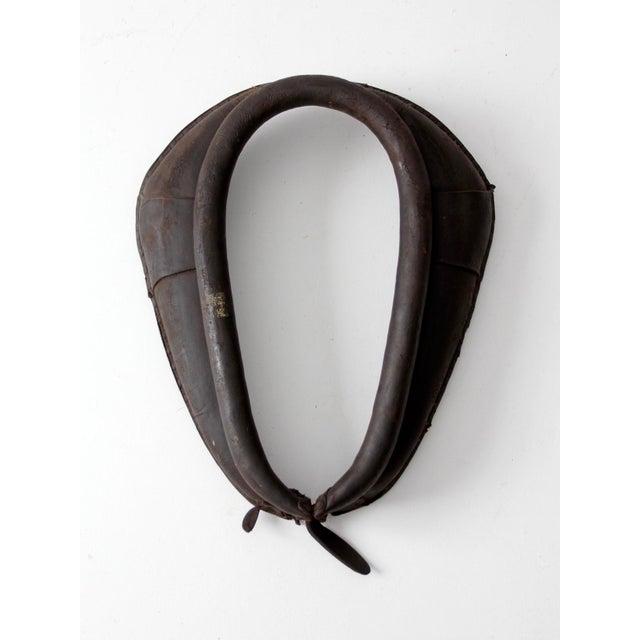 Antique Horse Collar - Image 5 of 6
