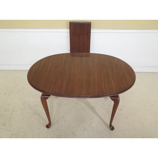 Pennsylvania House Oval Cherry Dining Room Table Preview