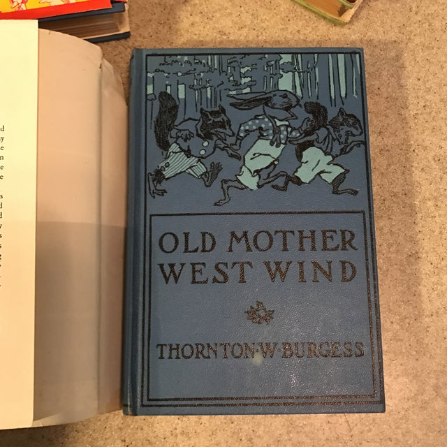 Thornton Burgess Children Classic Mother West Wind - Set of 6 - Image 11 of 11
