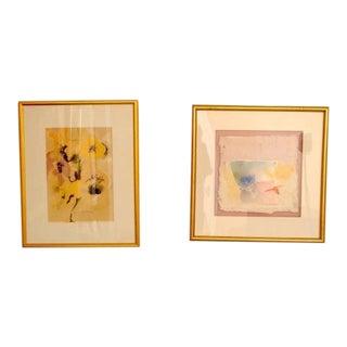 Leanne Weissler Original Artwork - A Pair For Sale