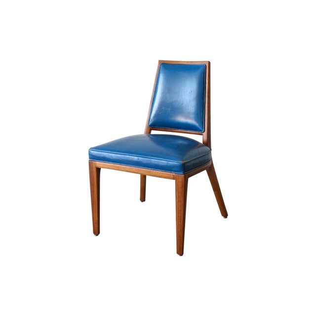Monteverdi-Young Mid-Century Walnut Chair For Sale
