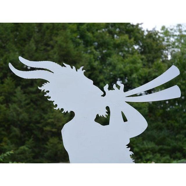 Whimsical Figure of Pan - Image 5 of 10