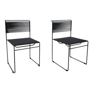 Belotti for Flyline Spaghetti Chairs - a Pair For Sale