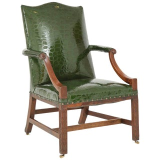 Georgian Library Chair