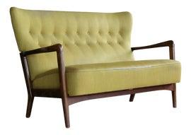 Image of Art Deco Loveseats