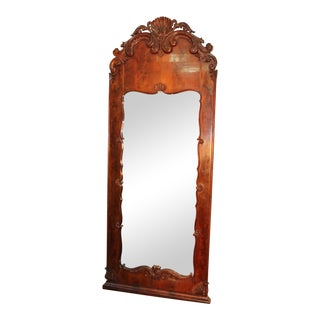 19th Century English Mirror For Sale
