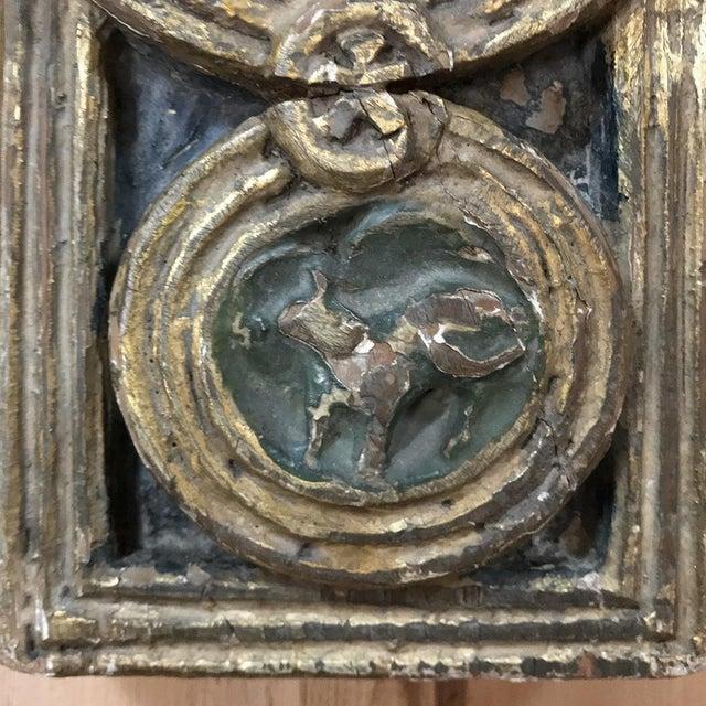 18th Century Italian Polychrome Cross For Sale In Dallas - Image 6 of 9