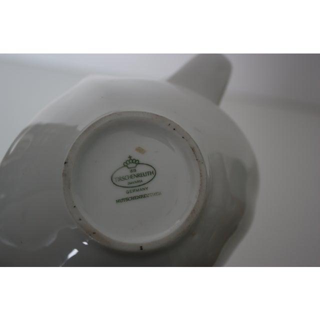 German Porcelain Bird Vase - Image 4 of 4