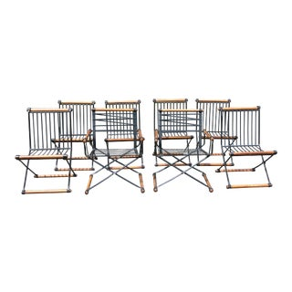 Cleo Baldon for Terra of California Dining Chairs - Set of 8