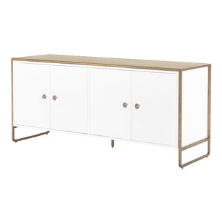 Erdos + Ko Home Scarlett Sideboard For Sale