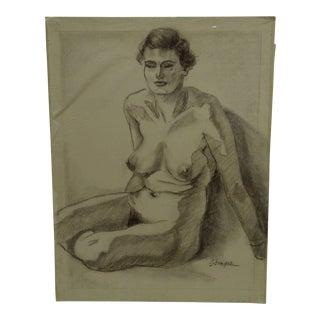 "Original Drawing Sketch ""Alice"" by Tom Sturges Jr."