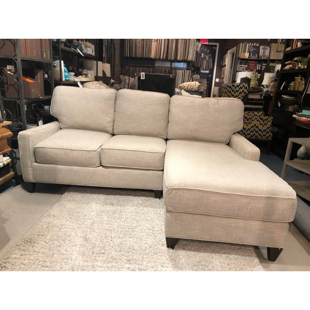 Cr Laine 2 Piece Sectional Sofa For Sale - Image 9 of 9