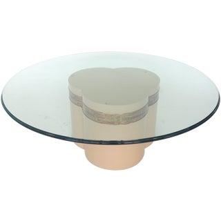 Bernhard Rohne Mastercraft Trifoliate Coffee Table