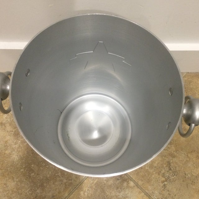 French Chandon Champagne Bucket For Sale In Sacramento - Image 6 of 6