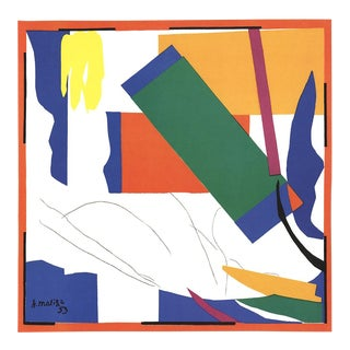 Henri Matisse, Memory of Oceania, Offset Lithograph, 2001 For Sale