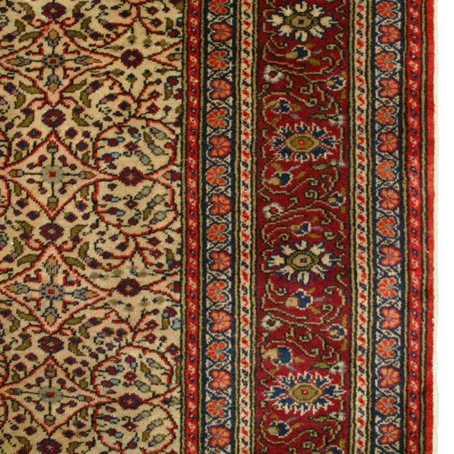 VintageTurkish Kayseri Rug - 8′6″ × 11′9″ - Image 4 of 6