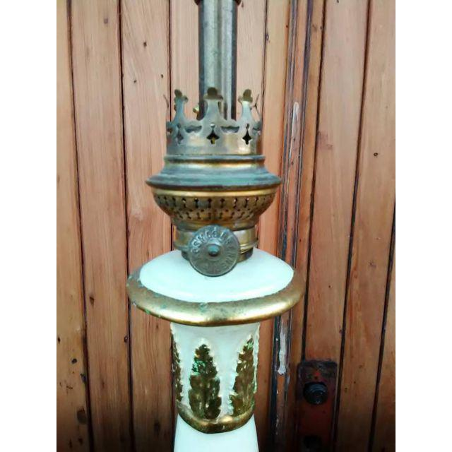 Vintage kindel style french provincial table lamps a pair chairish nice pair of vintage french provincial table lamps lamps are not marked with kindel label aloadofball Image collections