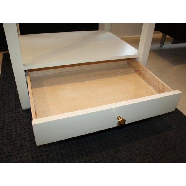 Early 21st Century Alexa Hampton Sara Side Table For Sale - Image 5 of 10