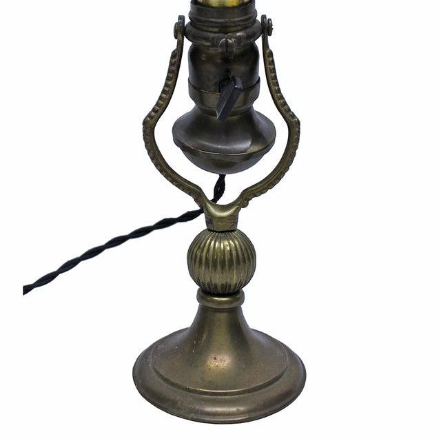 Vintage Brass Desk Lamp - Image 3 of 4