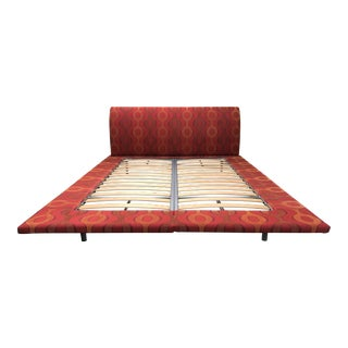 Modern Queen Platform Bed From MScape For Sale