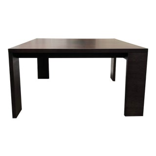 Mid-Century Modern B&b Italia Maxalto 'Apta' Dining Table For Sale
