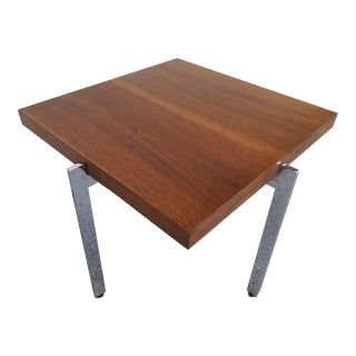 Rare Milo Baughman for Thayer Coggin Institutional Division Side Table For Sale