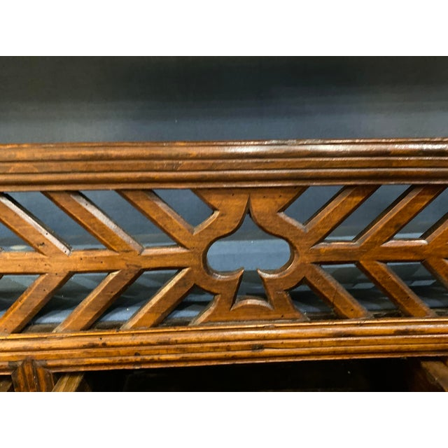 19th Century Antique French Bookcase For Sale In Dallas - Image 6 of 8