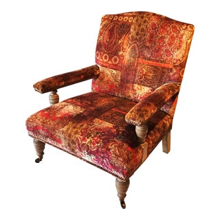 20th Century Brunschwig & Fils Armchair