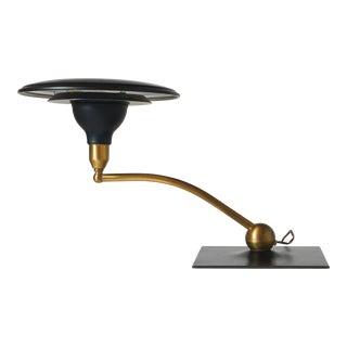 Wheeler Sight Light Desk Lamp by Leroy Doane For Sale