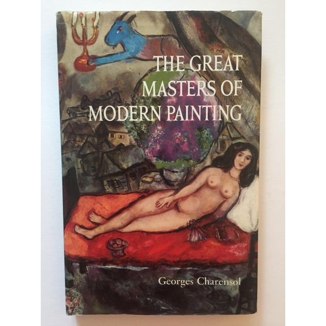 The Great Masters of Modern Painting, Vintage Art Book - Image 2 of 11