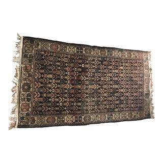 Antique Persian Rug - 6'5 X 3'7