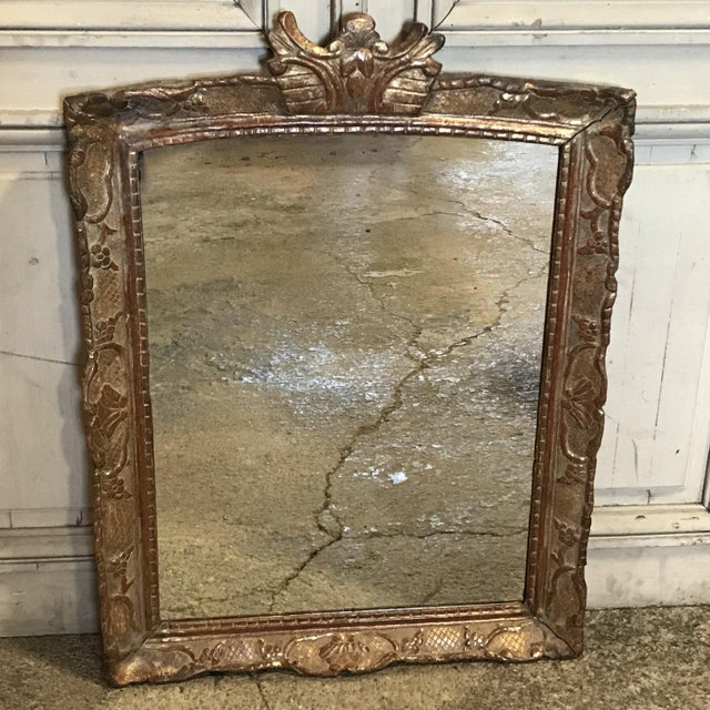 19th Century Giltwood Mirror For Sale - Image 11 of 11