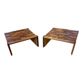 Mid 20th Century Side / Accent Tables by Percival Lafer For Sale