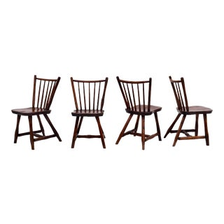 Hunt Country Furniture Farmhouse Dining Chairs For Sale